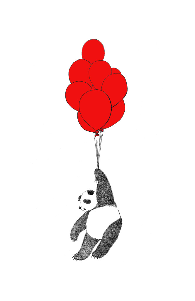 pandaballoon